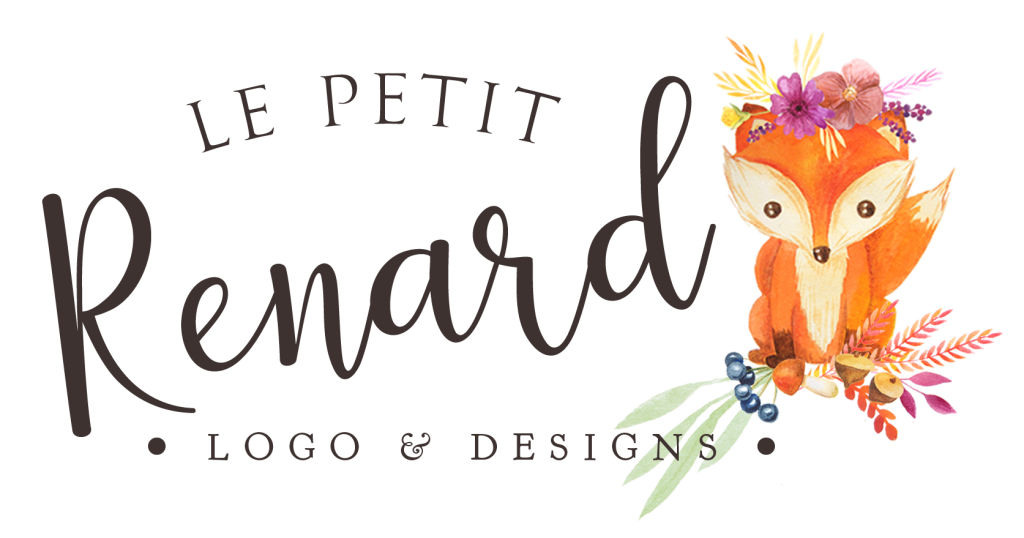 Le petit renard-colour